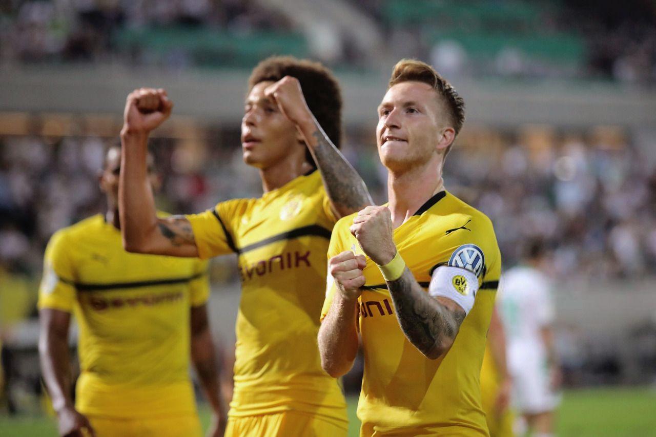 Football Is My Aesthetic Dortmund Rb Leipzig Football