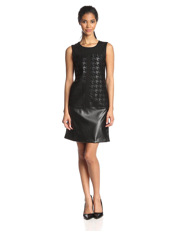 DKNYC Black Dress