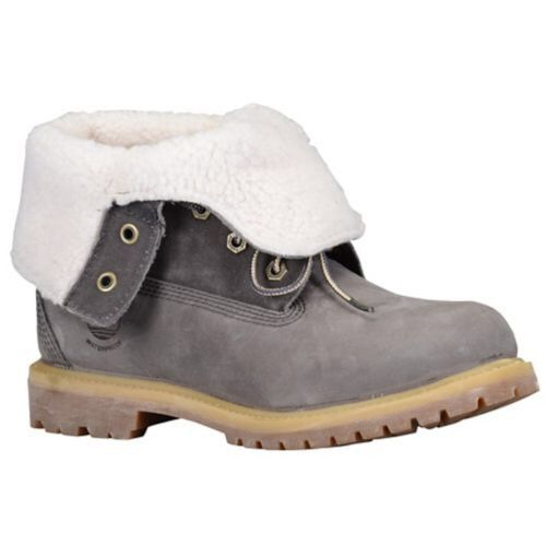 new style fb240 d6210 The Timberland Teddy Fleece Fold-Down Boot is the perfect cold-weather boot  for your winter collection. Waterproof leather on the upper and a suede  shaft ...