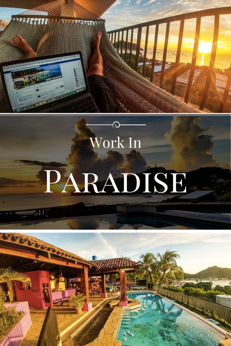 On Coworker.com you can find over 120 coworking spaces that are just steps from the beach. So pack your bags for a Coworkation of a lifetime. |Digital Nomads by the Beach, Location Independent Lifestyle, Cowork by the Beach, Coworkation, Work Outside The Box