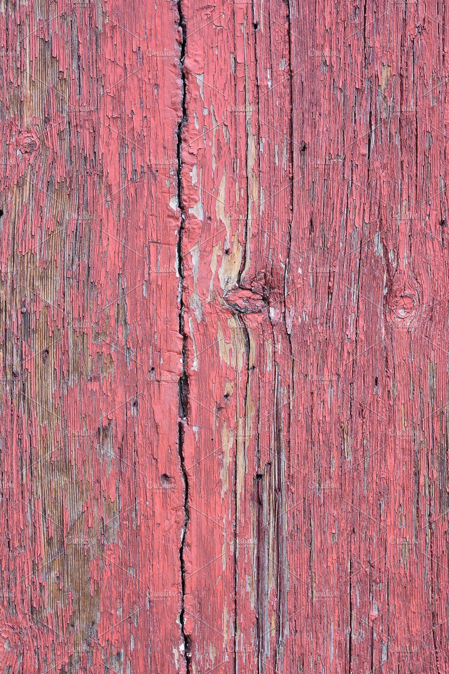 Photo of Ancient wooden door red. by CreativePhotoSpain on Creative Market