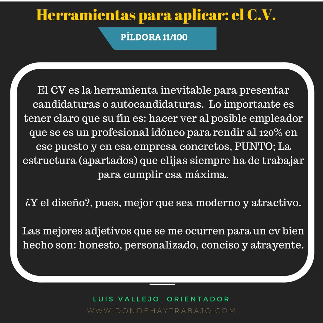 Dorable Adjetivo Para Currículum Patrón - Colección De Plantillas De ...
