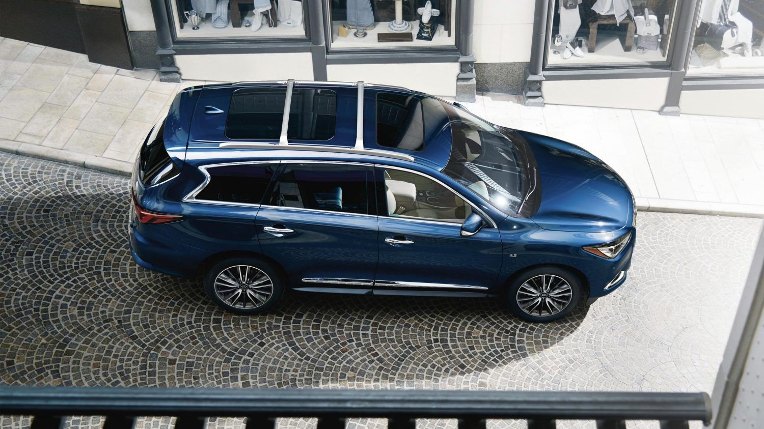 2019 INFINITI QX60 Luxury Crossover Exterior Available