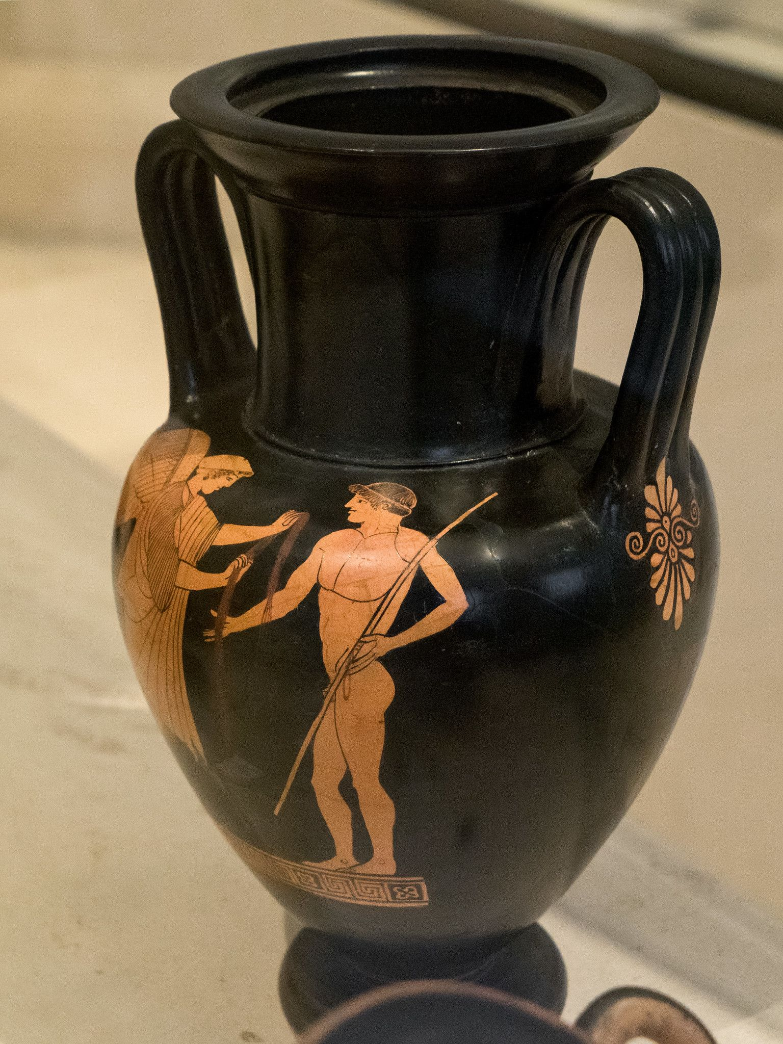 Athletes XLI: Honor to the Winner in 2019 | Greek Pottery | Greek