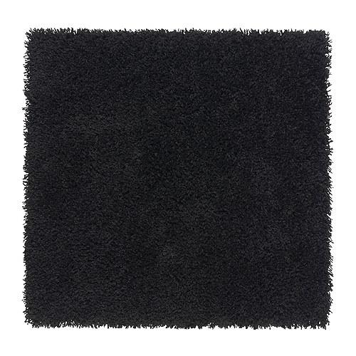 HAMPEN Teppich Langflor, schwarz | Pinterest | Macchie, Ikea e Tappeti