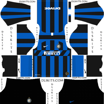 buy online e5cae b0bf6 Inter Milan Kits 2019-2020 – Dream League Soccer Kits & Logo ...