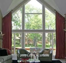 Curtains For Angled Windows Google Search Windows