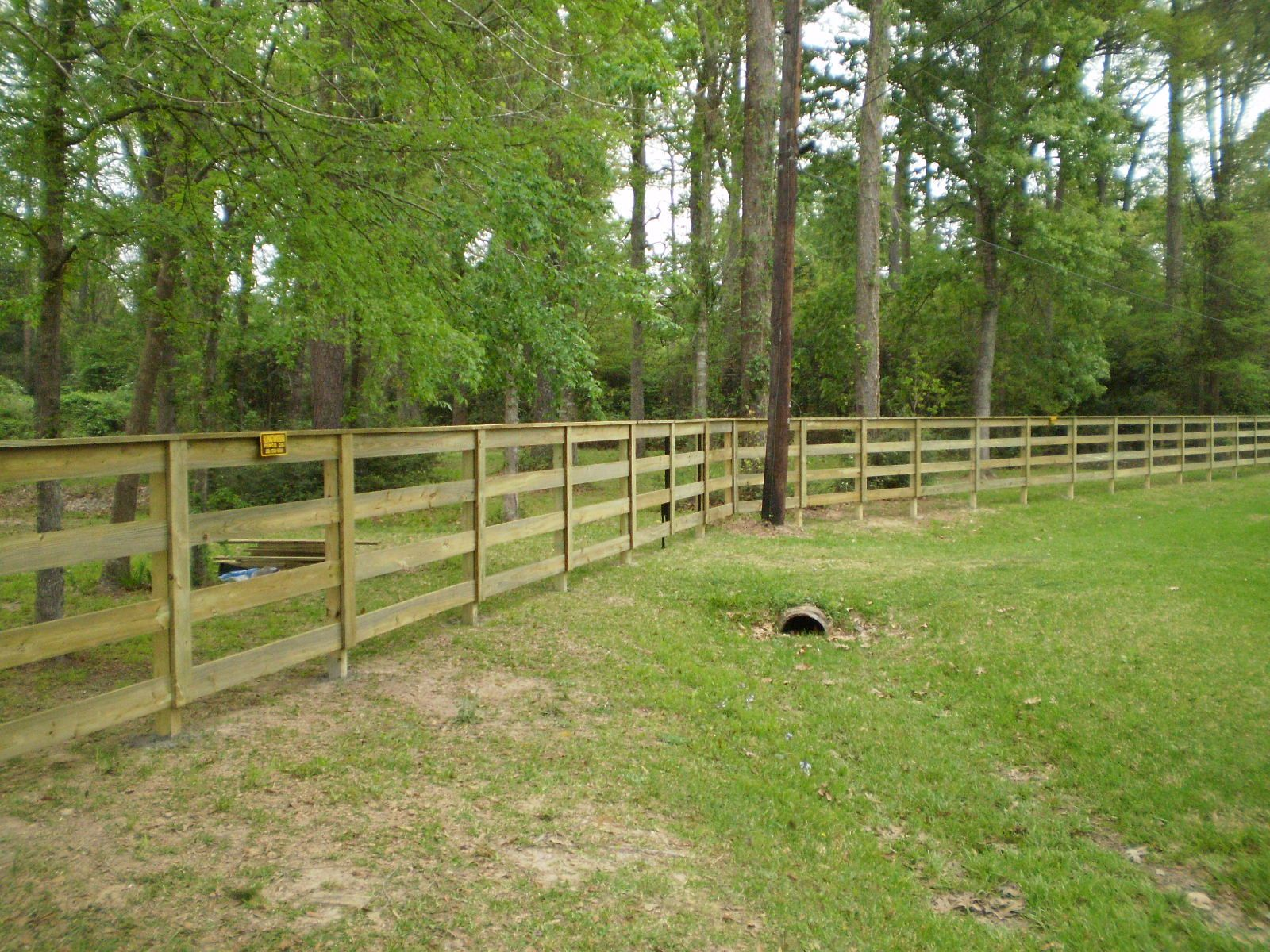 Wire fence four board fence google search landscaping wire fence four board fence google search baanklon Gallery