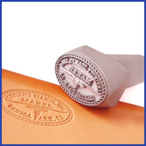 Custom Handheld Steel Maker Stamp