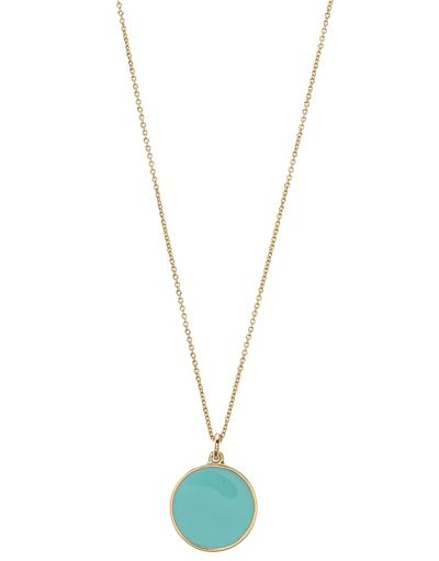Kate spade blue idiom pendant necklace fashion pinterest kate spade blue idiom pendant necklace mozeypictures Choice Image
