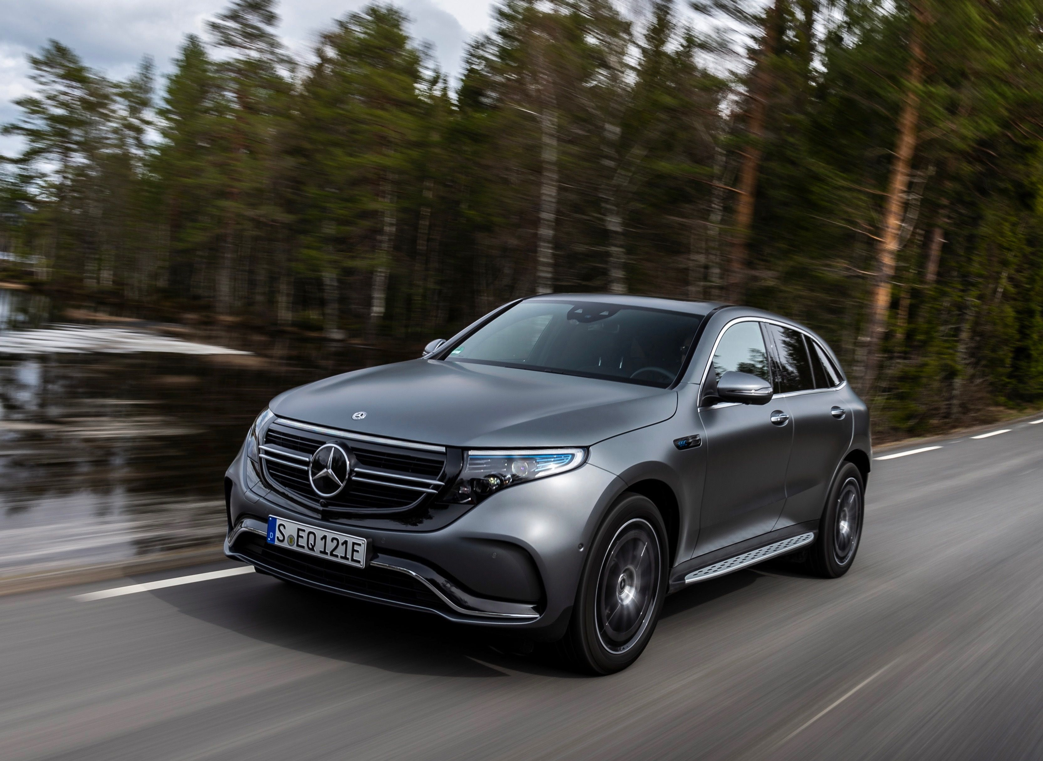Amg Line Of The New Fully Electric Mercedes Benz Eqc Mercedes Benz Eqc 400 4matic Stromverbrauch Kombiniert 20 8 1 Mercedes Benz Price Mercedes Benz Benz