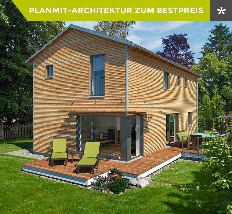 115 m architekt architektur baufritz garage kubus oliver engelhardt planmit. Black Bedroom Furniture Sets. Home Design Ideas