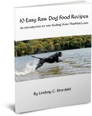 Raw dog food diet for dogs pros and cons why our dog eats raw food this is an e book about raw feeding from our friends lindsey and ace over at that mutt dog blog raw dog food recipes ebook and an introduction on how to forumfinder Gallery