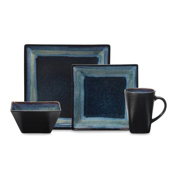 Cool plate set  sc 1 st  Pinterest & Oneida® 16-Piece Dinnerware Set in Adriatic