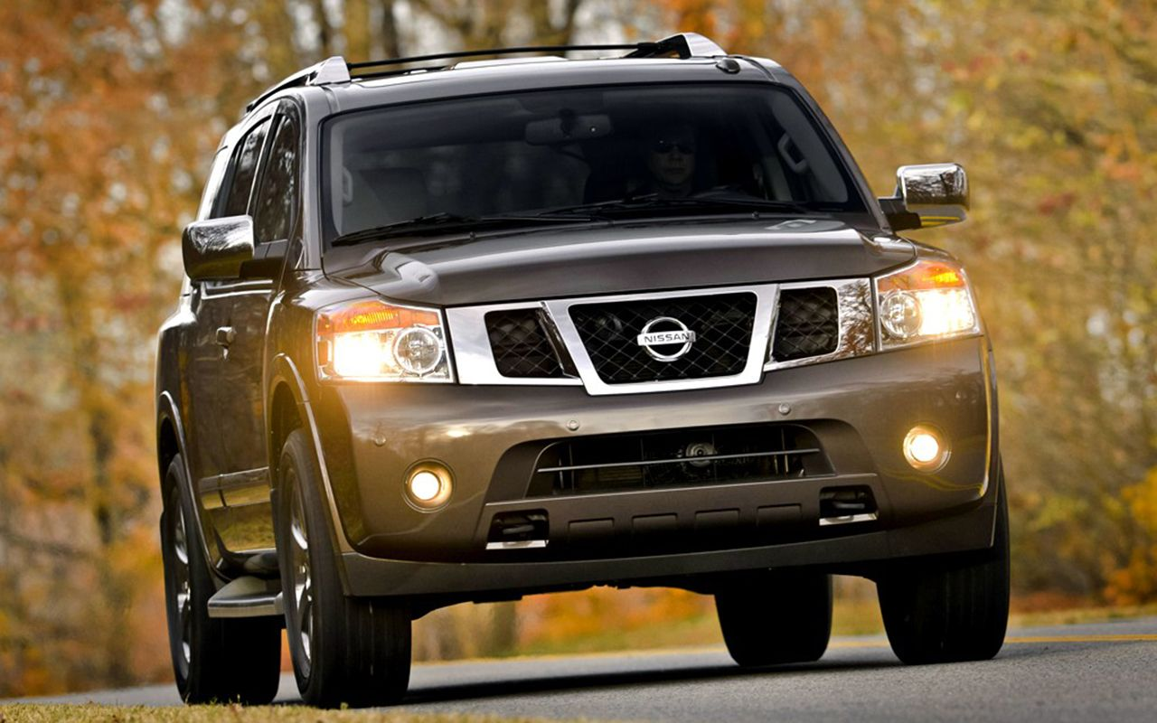 The news in nissan trucks is the debut of the 2014 pathfinder hybrid a crossover utility vehicle estimated to return up to 27 mpg on the highway