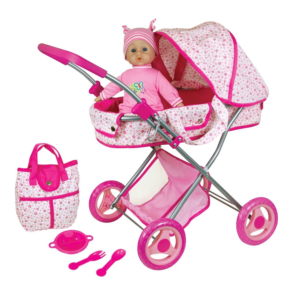 22+ Baby doll with stroller gift set target ideas