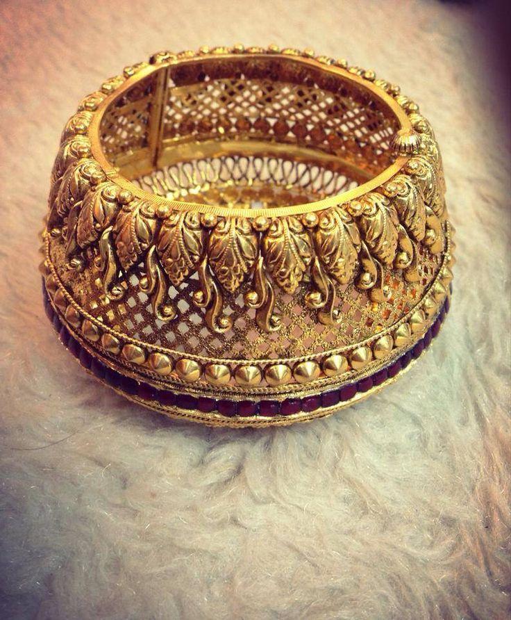 Pin by Reema shah on Indian jewelry | Pinterest | Bangle, Indian ...
