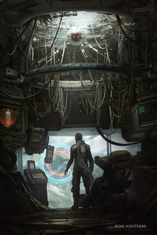 ArtStation Time Reaver, Ron Ashtiani in 2020 Ancient
