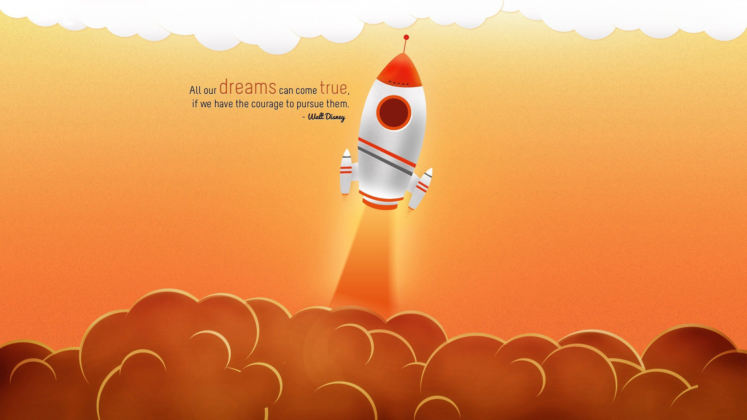 Rocket Quote 3 Quote Backgrounds Disney Dream Quotes
