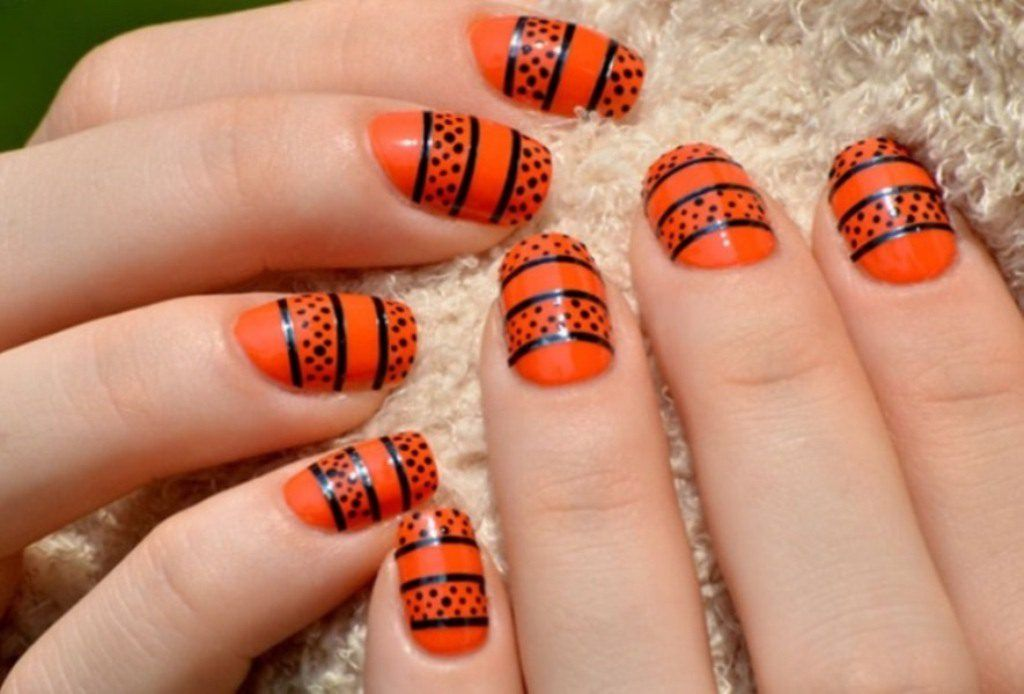 Easy Halloween Nails Designs | Halloween Nails | Pinterest ...