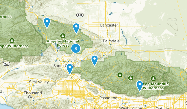 Explore The Most Popular Off Road Driving Trails In Angeles
