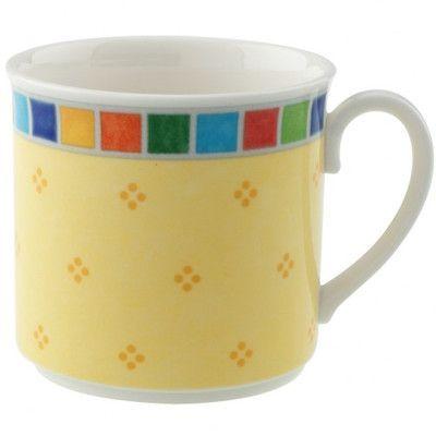 Villeroy & Boch Twist Alea 6.75 oz. Coffee / Tea Cup