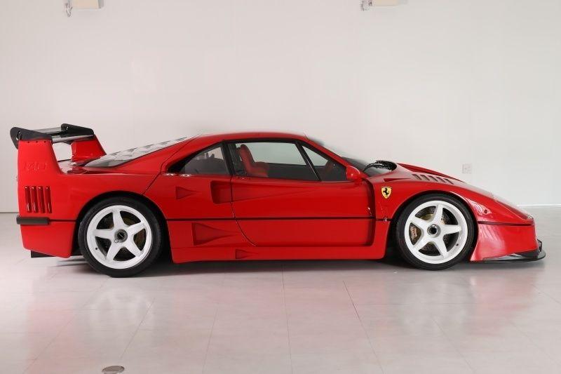 1989 Ferrari F40 Gte Conversion By Michelotto Classic Driver Market Ferrari F40 Ferrari Ferrari For Sale