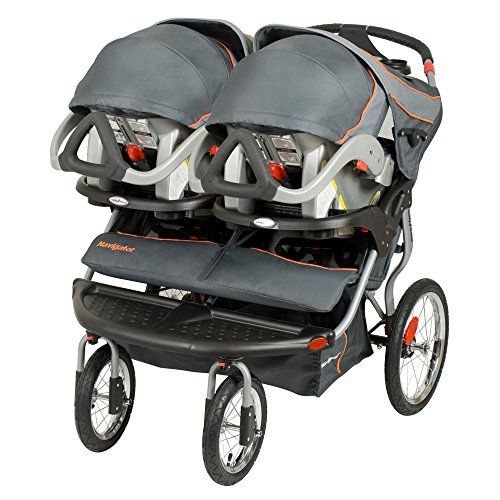 Baby Trend Navigator Double Jogging Stroller, Vanguard | It's a ...