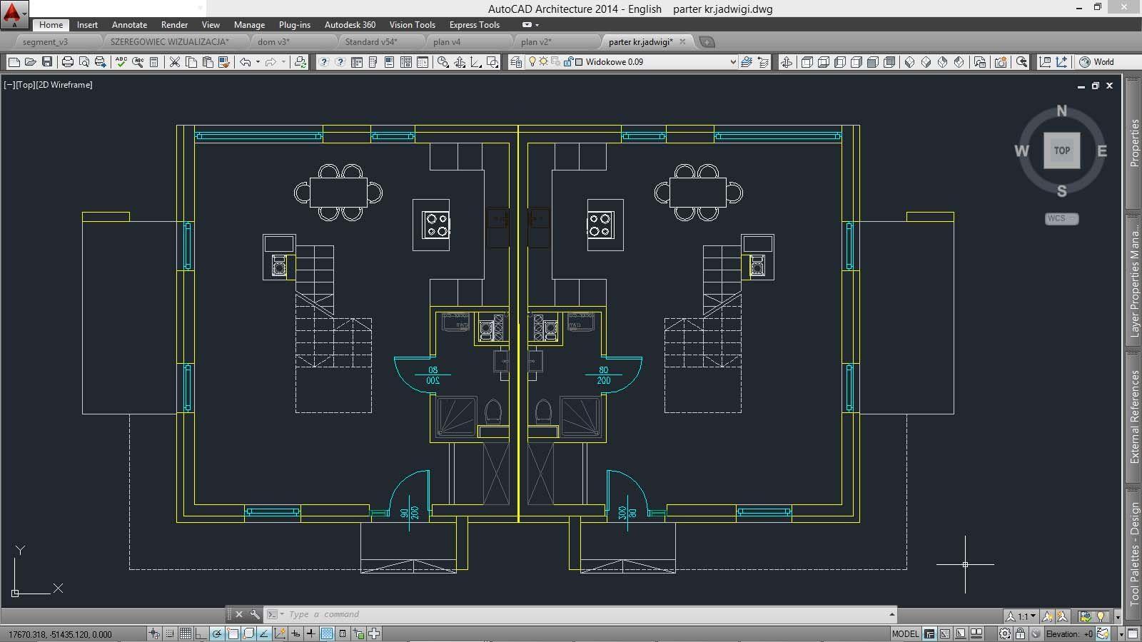 Vray Night Scene Rendering Modern House Tutorial 3d Model