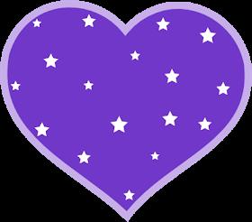 Sgblogosfera Maria Jose Argueso Corazon De Febrero Purple Heart Heart Wallpaper Heart Pictures