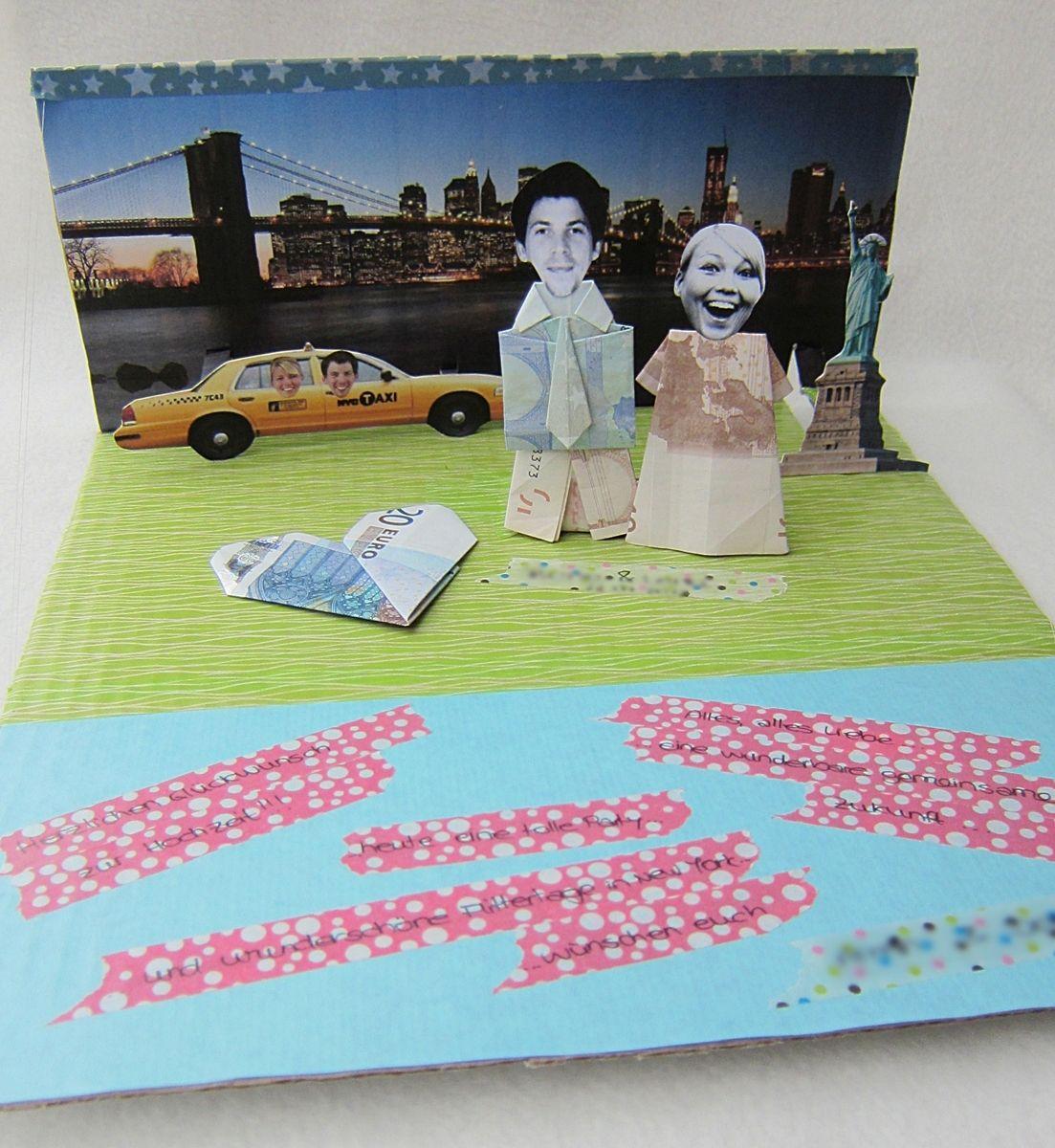 Geschenk Hochzeit New York