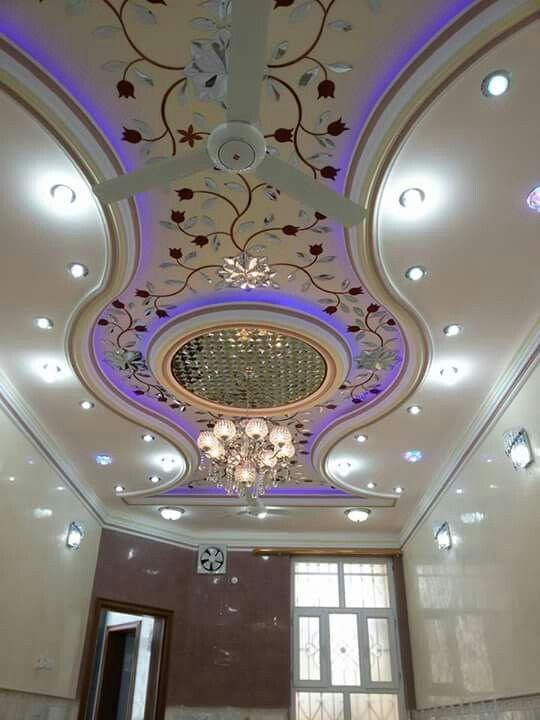 Pin by Puspha Puspha on Duplex house   Pop ceiling design ...