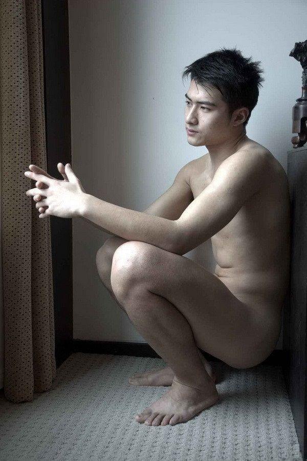 Horny naked male full body boner images