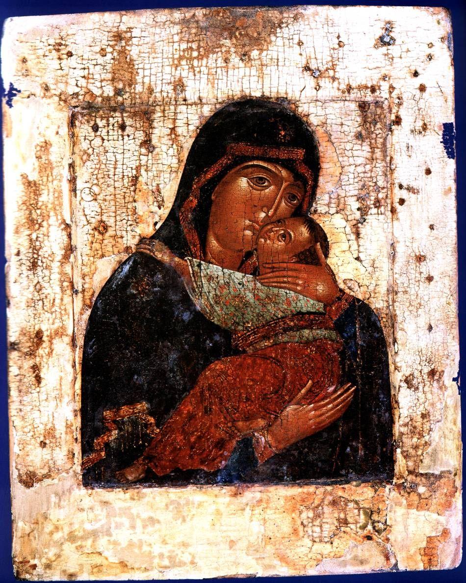 древнерусские иконы фото птицы млекопитающие