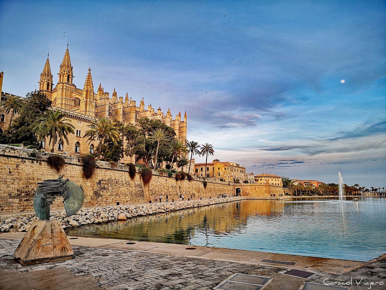 Visitar Palma De Mallorca En Dos Días Caracol Viajero Palma De Mallorca Mallorca Palmas