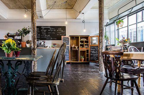 Love Crumbs Bakery Edinburgh Cafe