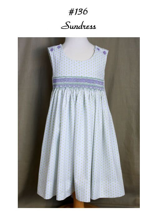 Creations By Michie': Sundress