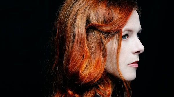 first a redhead, but to top it off....a musical siren and genius.....it's almost too much!