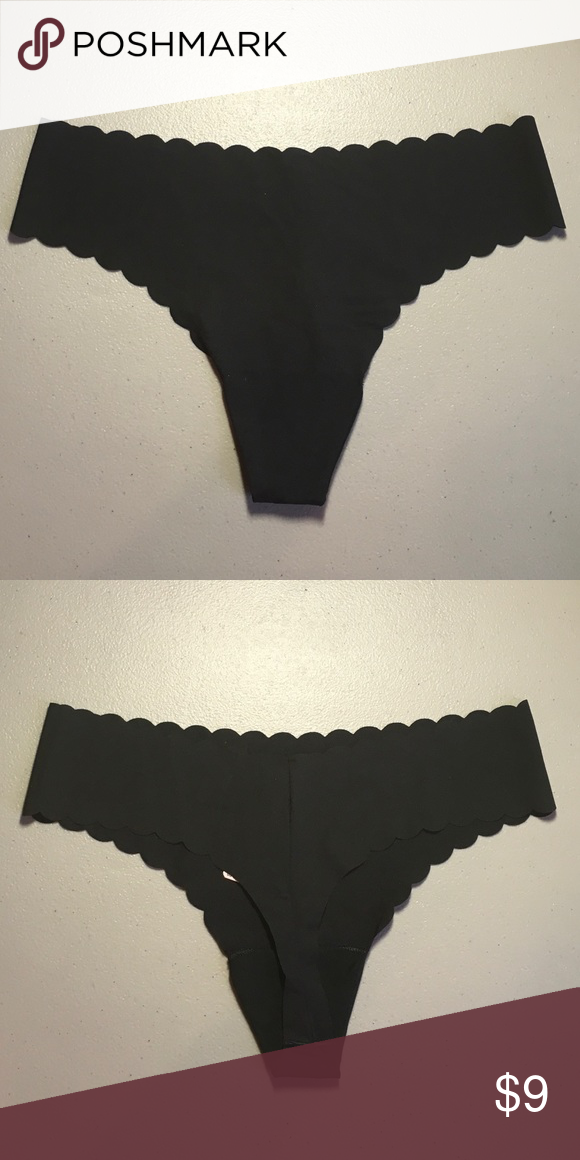 e5f6c89cf00e43 ❤️Sexy Illusions o Show Thong Panty❤ Supersmooth, seamless and totally  elastic-free: with laser-cut edges, this thong cuts the sleekest shape.