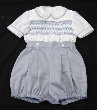 Bubbs Boys Romper This Links To An English Site The Lady Makes