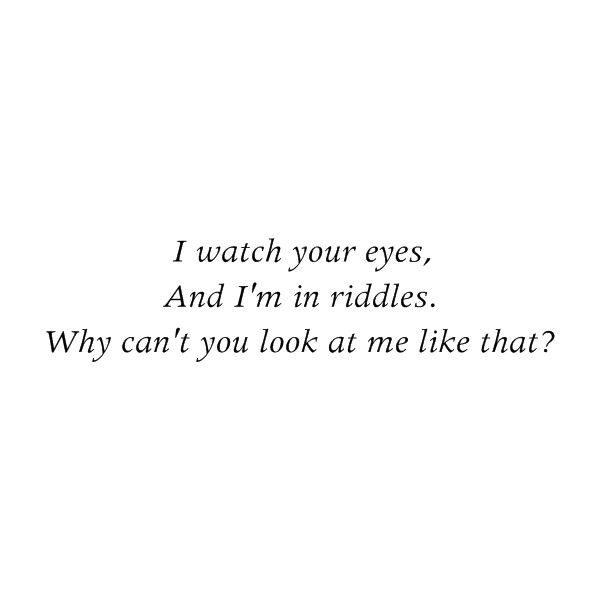 One Direction Lyrics found on Polyvore featuring one direction, quotes, words, text, lyrics, fillers, saying and phrase