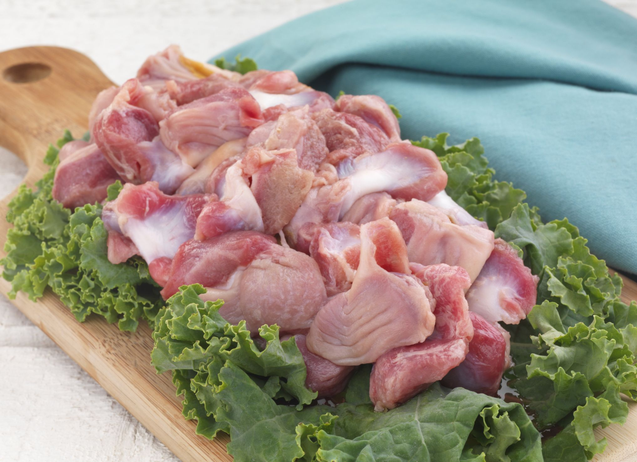 The Health Benefits of Gizzards | Chicken gizzards, Organic ...