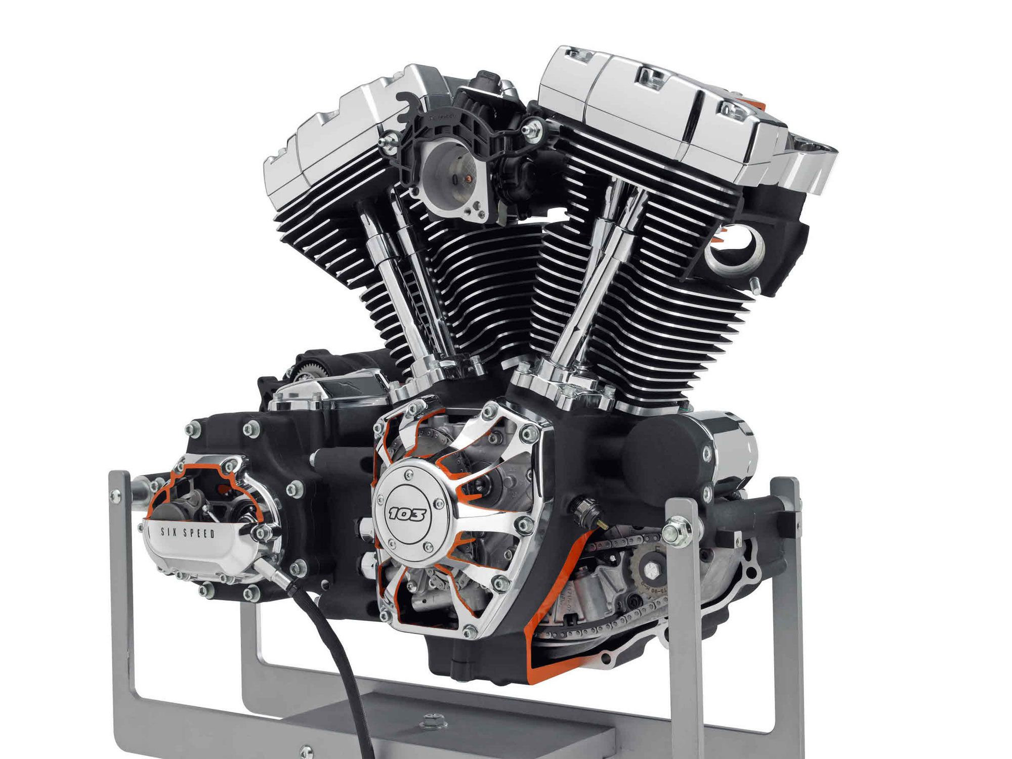 2016 harley davidson's designed with more power | motorcycle