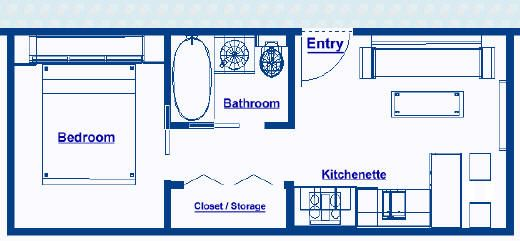 250 Square Foot Ocean Liner Stateroom Floor Plans Cabin