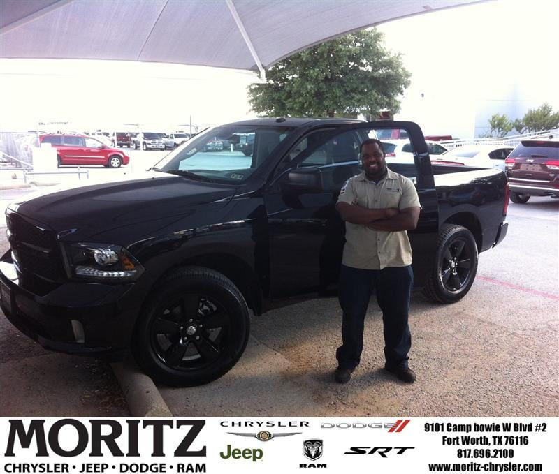 #HappyBirthday To Ibo Hall From John Kirk At Moritz Chrysler Jeep Dodge RAM!
