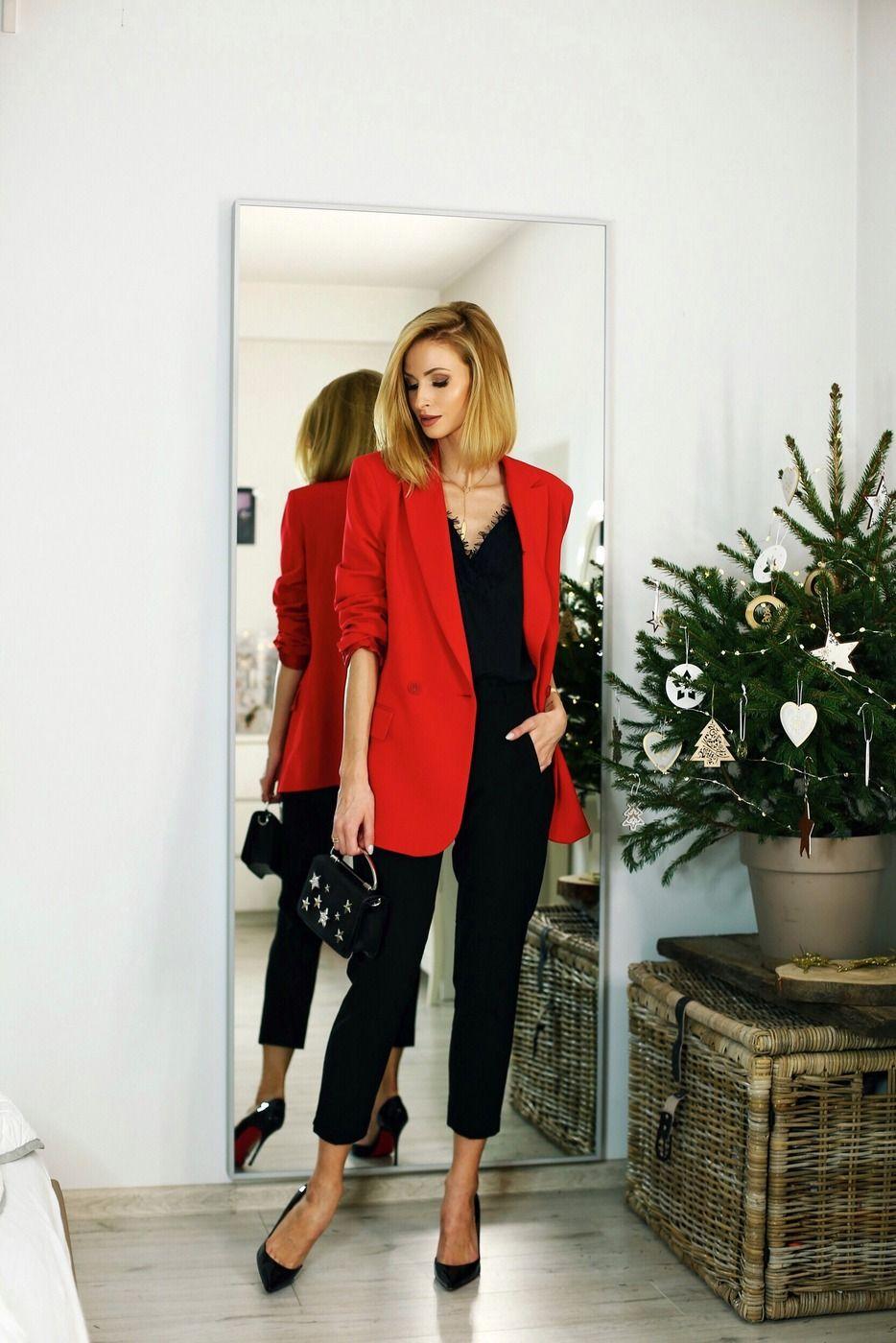5 Stylizacji Na Wigilijna Kolacje I Swieta Beauty Fashion Shopping Fashion Style My Style
