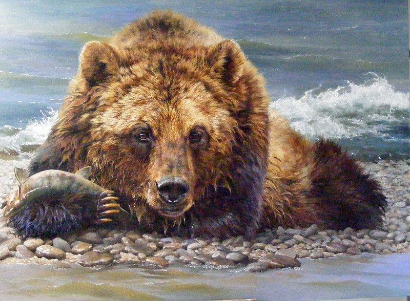 медведь масло картинки комплект можно