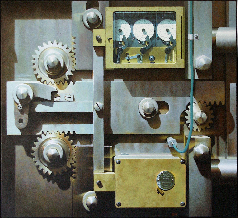 Bank vault door locks Trapped Pinterest