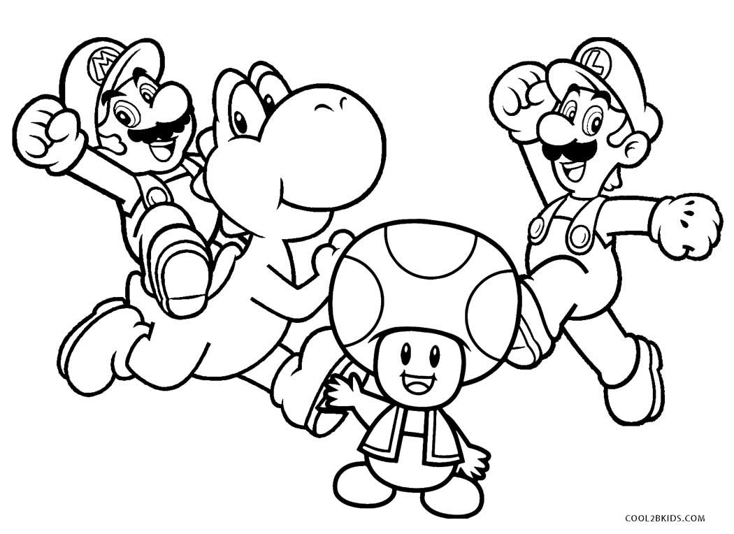 Video Game Coloring Pages Cool2bkids Mario Coloring Pages Super Mario Coloring Pages Coloring Pages