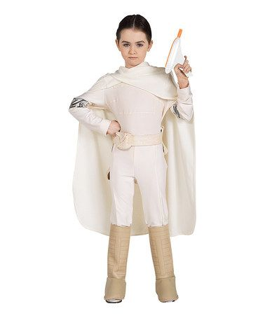 Another great find on #zulily! Padme Amidala Dress-Up Outfit - Girls #zulilyfinds